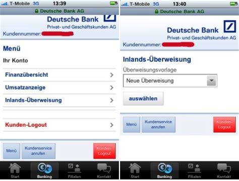 meine db bank aus dem app store meine deutsche bank free mac software
