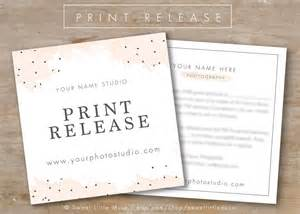 free photography print release form template photography print release template photography form template