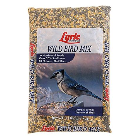 lebanon lyric wild bird mix 5 lb