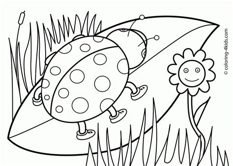 spring house coloring pages spring coloring pages toddlers coloring home