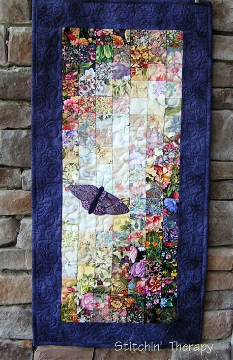 Watercolor Quilts by Stitchin Therapy Watercolor Quilts