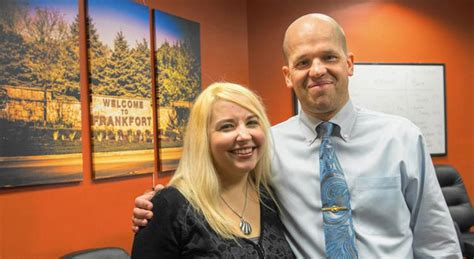 marine marries  woman   saved  donating
