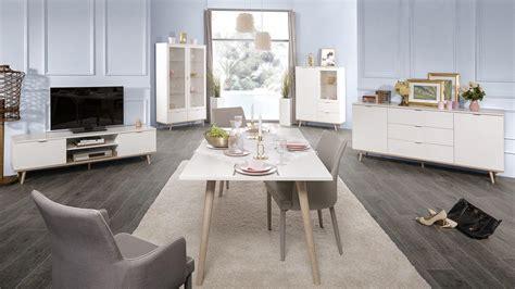 Tisch Skandinavisches Design by Esstisch G 214 Teborg Tisch Wei 223 Und Sonoma Eiche