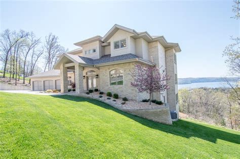 branson mo area waterfront waterview homes for sale