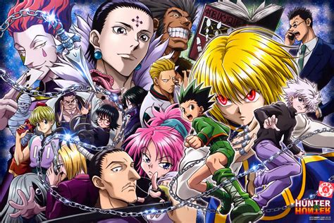 anime hunter x hunter hunter x hunter full hd wallpaper and background image