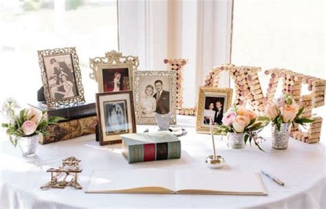 Decorating A Log Home by 35 Creative Guestbook And Sign In Wedding Table D 233 Cor