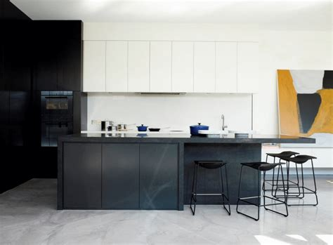 modern black and white kitchen designs step out of the box with 31 bold black kitchen designs