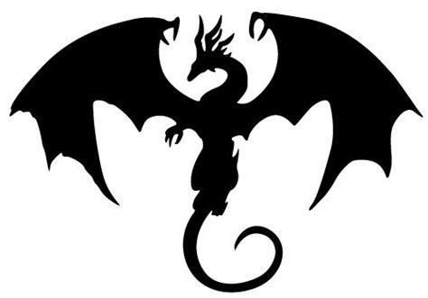 free silhouette images best dragon clipart 5917 clipartion com