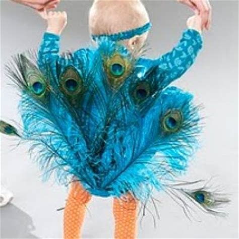 Handmade Peacock Costume - diy peacock costume costumes tip junkie