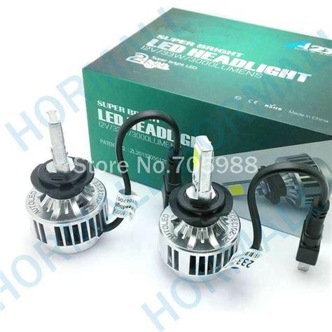 H11 Cree 2s Led Bulb 4800lm 40w cree xhp50 chips h4 led headlight l daul
