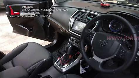 Sarung Jok Mobil Suzuki Sx4 Suzuki Sx4 S Cross Terbaru Dengan Sarung Jok Paten Mbtech