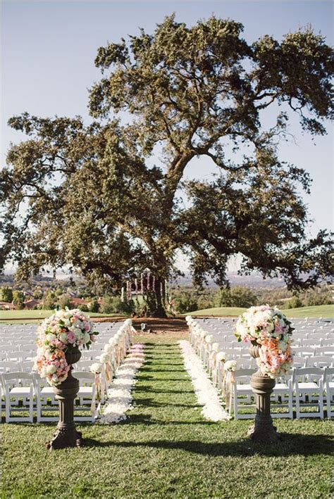 280 best images about Wedding Aisle on Pinterest   Garden