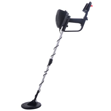 Search Sensitive Waterproof Metal Detector Sensitive Search Gold Digger 6 5 Inch Md 4030 In