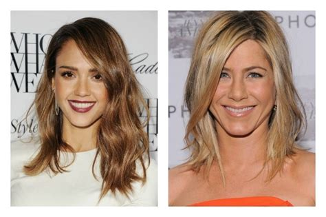 fotos de famosas y los cortes de pelo tendencia en 2016 cortes de pelo para caras alargadas nosotras