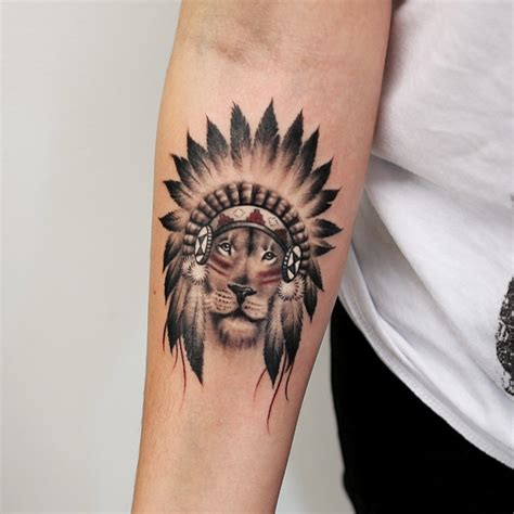 150 realistic lion tattoos and meanings may 2018