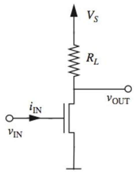nmos with resistor why does a mos not gate or inverter need two transistors quora