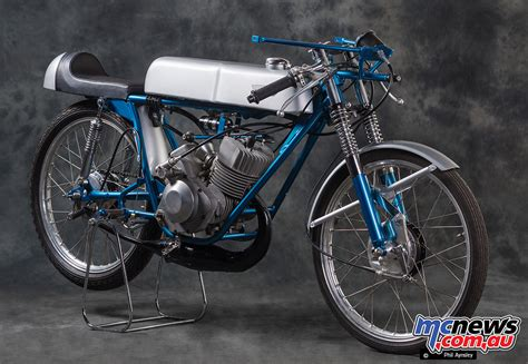 Suzuki Tr50 1967 Suzuki Tr50 Production Racer Mcnews Au
