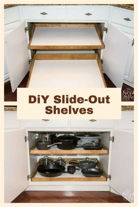 pull out cabinet shelves diy kitchen ideas new decorating ideas