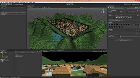 mod game with unity terrain overhaul news daggerfall tools for unity mod for