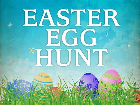 easter egg hunt friday easter egg hunt my timmins now