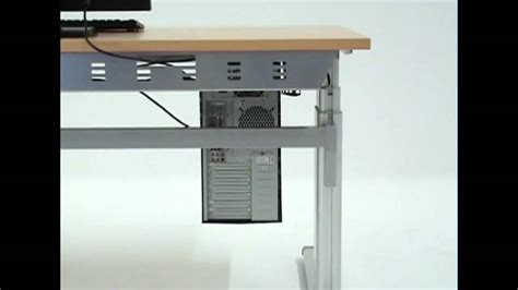hã henverstellbarer schreibtisch funvit arbeitsplatte hornbach