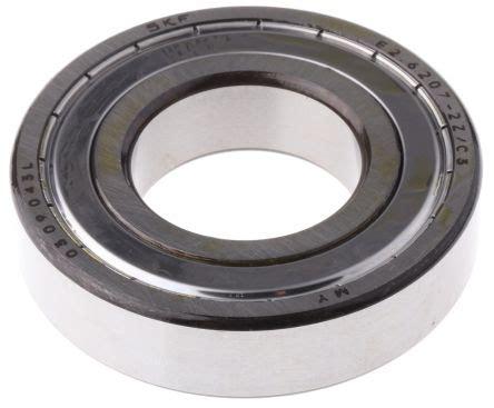 Bearing 6207 Nr C3 Ntn e2 6207 2z c3 groove bearing e2 6207 2z c3 35mm i d 72mm o d skf