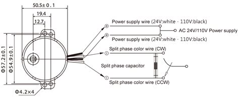 synchronous motor wiring diagram 32 wiring diagram