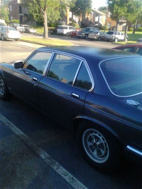 sell used 1984 jaguar xj6 base sedan 4 door 4 2l in