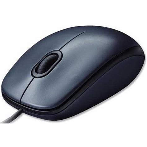 Mouse Logitech Usb M100 even we suffer from
