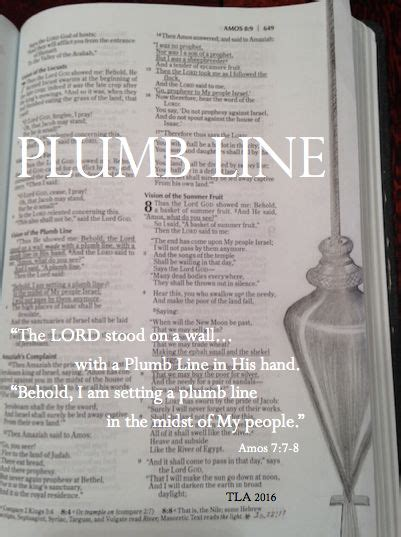 Plumb Line In Bible by 1000 Images About Biblical Lessons On The