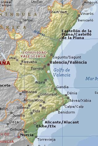 libro valencia y comunidad valenciana informaci 243 n sobre la comunidad valenciana