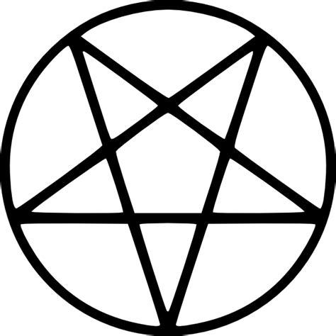 doodle pentagram pentagram bold clip at clker vector clip