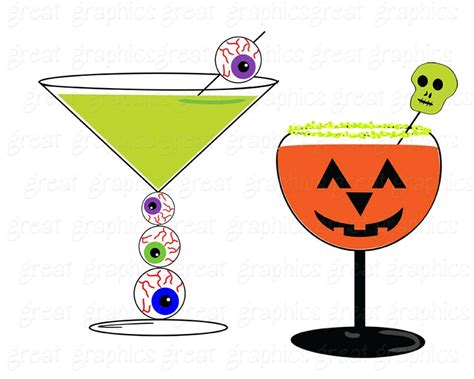 Cocktail Clipart Animated Pencil And In Color Cocktail