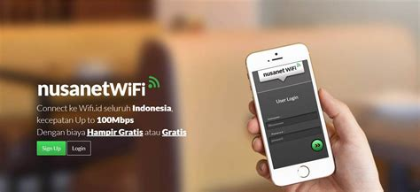 trick gratis wifi id nusanet gratis inject