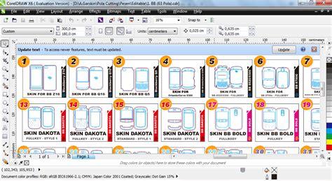 Merk Hp Samsung Fame pola cutting skin hp smartphone tablet dan laptop jual