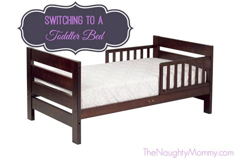 switching from crib to bed switching to a toddler bed the