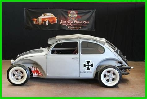 custom volkswagen 1967 volkswagen beetle custom wwi tribute
