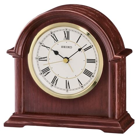 seiko desktop alarm clock alarm clocks at hayneedle