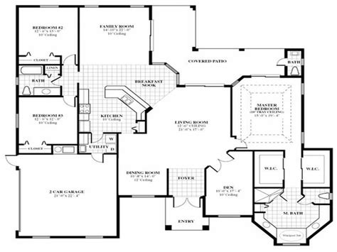 great house floor plans simple great floor plans placement architecture plans 1958