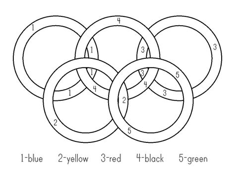 olympic rings coloring page olympic rings coloring pages az coloring pages