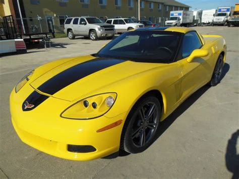sell used 2008 zhz corvette limited edition in san diego california united states for us find used 2008 chevrolet corvette coupe hertz yellow black zhz edition auto prior salvage in