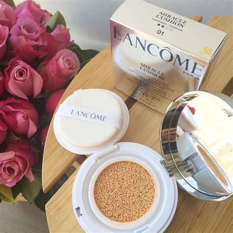 Lancome Bb Cushion lancome miracle cusion in 01