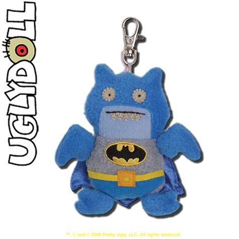 Uglydoll Jiker uglydoll dc comics clip on bat blue batman 4 inch plush key chain gund ebay