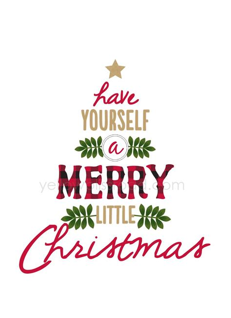 printable christmas printables  christmas printables merry  christmas