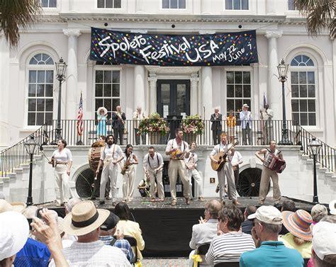 spoleto festival usa charleston charleston