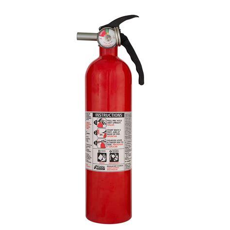 Kidde 1 A:10 B:C Recreational Fire Extinguisher