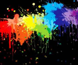 color splash paintball color splash wallpaper wallpapersafari