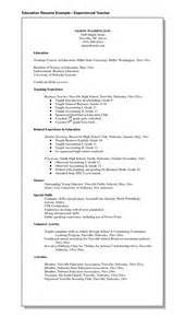 new resume for teachers sales lewesmr