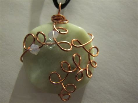 Handmade Wire Jewelry Designs - s designs handmade wire jewelry wire wrapped lava