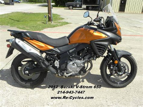 2012 Suzuki V Strom 650 For Sale 2012 Suzuki V Strom 650 For Sale 16 Used Motorcycles From